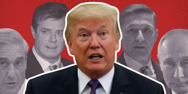 Trump and his allies' explanations for the campaign's Russia contacts have seen a stark evolution as new evidence has spilled out