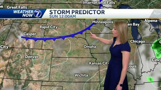 Sunshine and above average temperatures this weekend