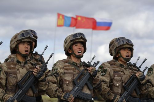 China's unexpected move during huge war games with Russia shows their relationship is still uneasy