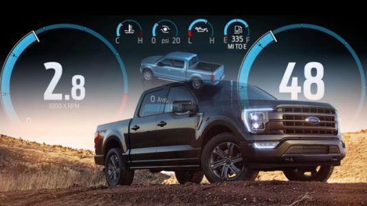 Ford Did Something Very Good With The 2021 F-150's Instrument Panel