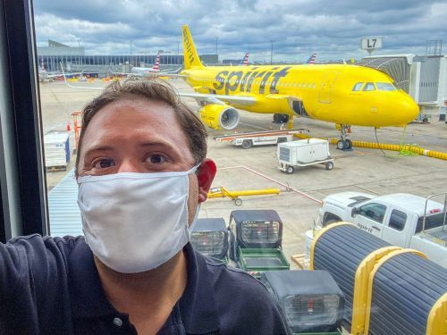 I flew on the infamous Spirit Airlines for the first time and saw how well no-frills can actually co-exist with safety - here's what it was like