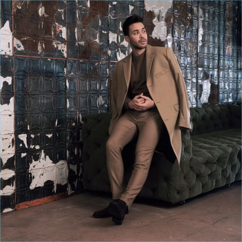 Prince Royce Inspires in H&M Fall '18 Collection