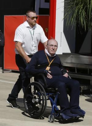 Williams' woes: Former F1 glories far away for British team