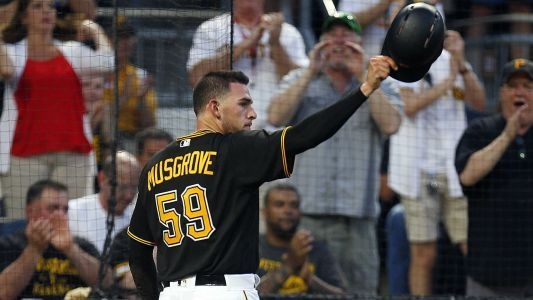 Joe Musgrove's slide into Javier Baez results in benches, bullpens emptying in Cubs-Pirates