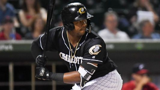 Eloy Jimenez has White Sox fans eager for MLB debut