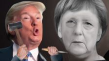 Inside The Trump-Backed Campaign To Push Angela Merkel Out Of Power