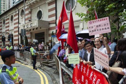 Hong Kong Denies Visa for Foreign Correspondent Club Vice President
