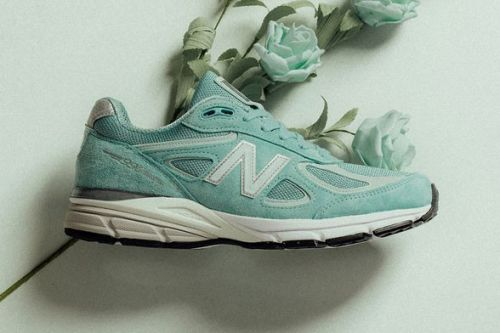 """New Balance 990 in New """"Mineral Sage"""" & """"Seafoam"""" Colorway"""