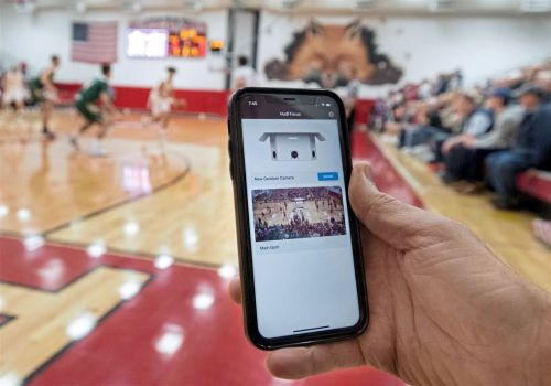 High school sports are going high tech with automated cameras and more