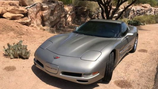At $10,500, Could This 2001 Chevy Corvette C5 Seize The Day?