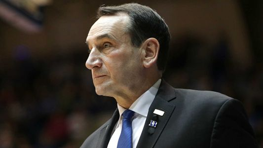 Duke coach Mike Krzyzewski to miss Wake Forest game with virus
