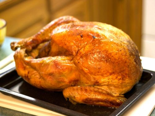 Joke's on You, Kids: You Can Actually Microwave a Turkey