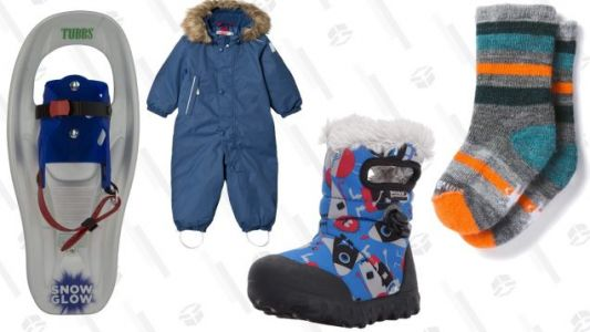 Keep Your Toddler Warm On Your Next Snowshoe: The Best Gear