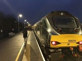 U.K. rail services to be reduced to 72% of pre-pandemic levels