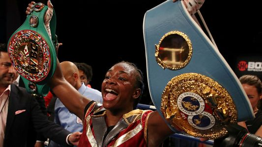 Claressa Shields, Christina Hammer to meet in massive women's boxing title fight