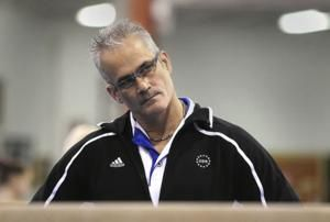 Prosecutors went at gymnastics coach on trafficking charges
