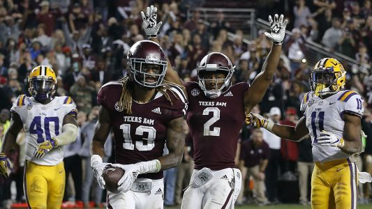 Six crazy facts as Texas A&M, LSU make history with highest-scoring FBS game