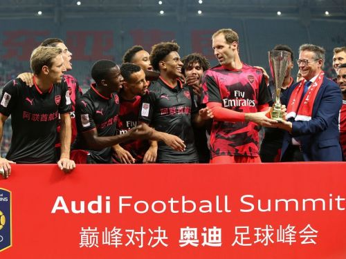 An executive from a top German soccer club explained why European clubs are so eager to break into the American and Chinese markets