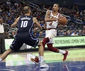 Cavs have new injury, Hill out 2 weeks with shoulder sprain
