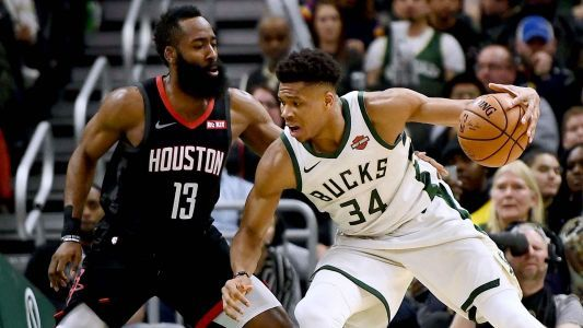 Giannis Antetokounmpo, James Harden earn unanimous All-NBA first team nods