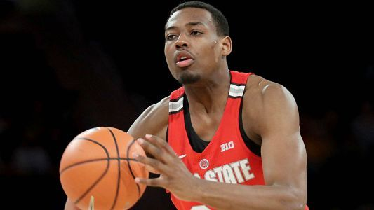 Ohio State's upset of Purdue comes just in time to keep Big Ten race going
