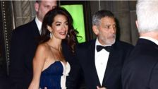 Amal Clooney Rips Donald Trump At UN Dinner With George Clooney
