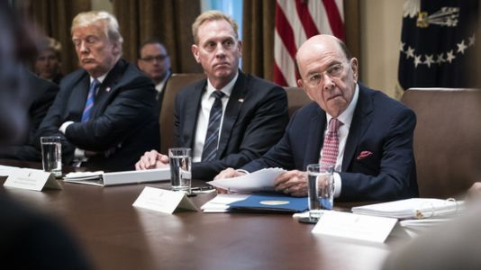 'I Will Call The AG': Trump Officials Pushed For Census Citizenship Question