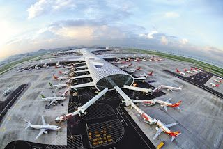 Airfreight industry reaches for new heights