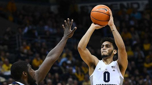 TV covering Marquette's Markus Howard like a star - not a phenomenon