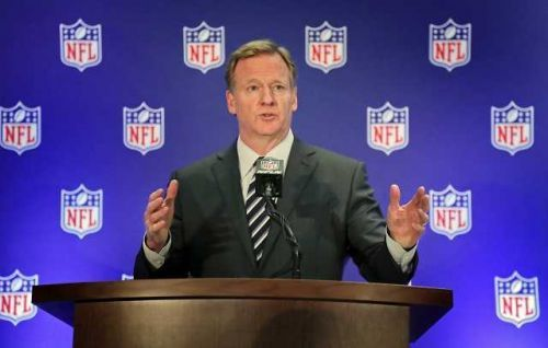 NFL commissioner says league wants to be part of much-needed change