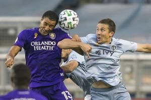Orlando City beats Sporting KC to run unbeaten streak to 7