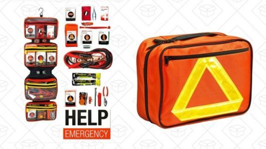 Get This $29 Roadside Emergency Kit, Just In Case