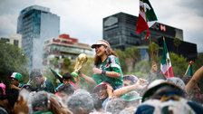 Fans Cheering World Cup Goal May Have Caused 'Artificial Earthquake' In Mexico City