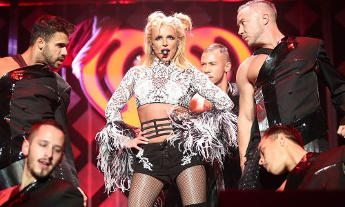 This Is Not a Drill - Britney Spears Announces 'Piece of Me' World Tour!