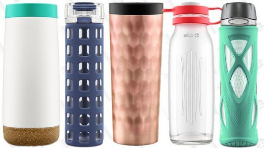 Get Where You're Going Without Getting Dehydrated With Today's Drinkware Gold Box