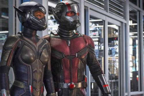 'Ant-Man and the Wasp' Rules Box Office at $161 Million Opening