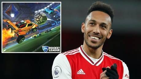 From Premier League to Rocket League? Arsenal hitman Pierre-Emerick Aubameyang hints at launching his own ESPORTS team
