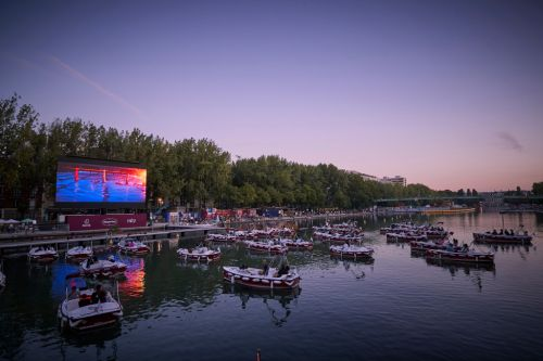Photo essay: The drive-in sees a resurgence throughout the world