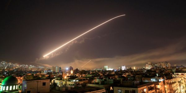 Trump is on the verge of a new Syria strike - but it has nothing to do with saving Syrians