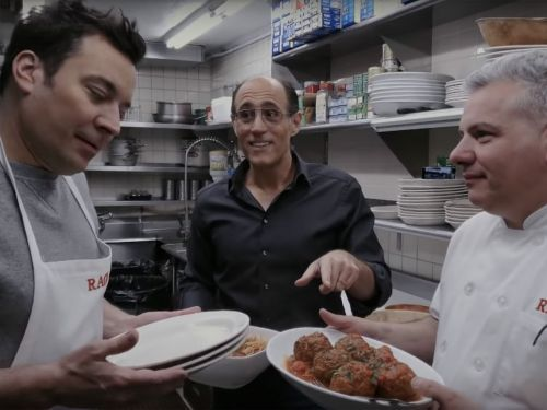 Watch Jimmy Fallon Take a Tour of Famously Exclusive NYC Restaurant Rao's