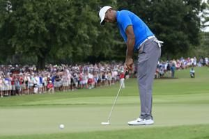 Tiger Woods on the verge of capping comeback with a win