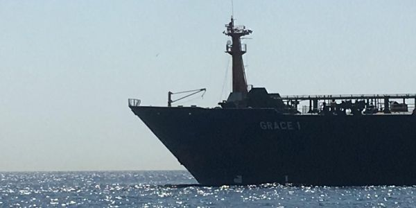 UK says it will release seized Iranian oil tanker if Iran guarantees the vessel won't breach European sanctions