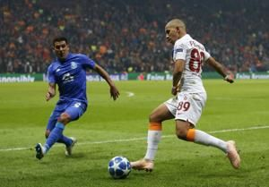 Porto wins 3-2 at Galatasaray to finish CL group unbeaten
