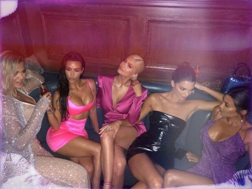 Kylie Jenner's 21st Birthday Fashion Was Exactly as Extra as You'd Expect