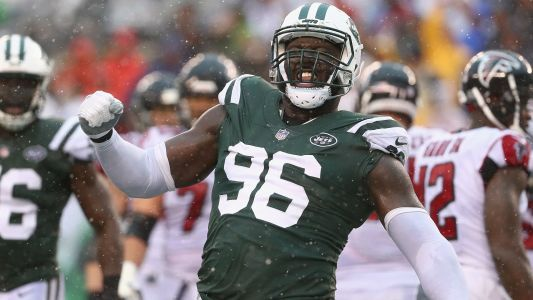 Jets DL Muhammad Wilkerson out Sunday due to 'coach's decision,' report says