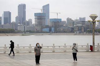 Chinese county in lockdown after coronavirus cases