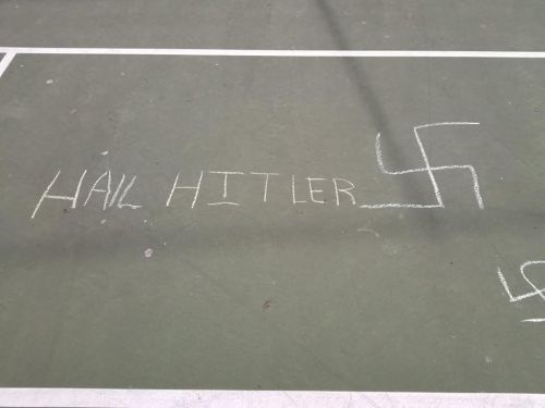 NYPD hate crimes task force investigating Nazi drawings found at elementary school