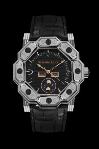 Stefano Ricci Reveals Debut Octagon Watch Collection