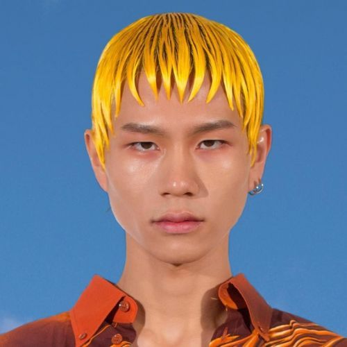 Ryon Wu is a dystopic anime character come to life