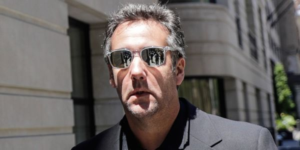 Michael Cohen reportedly hires a new lawyer - the guy you'd hire 'if you wanted to keep open the option' of flipping